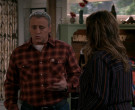 Carhartt Plaid Shirt of Matt LeBlanc in Man with a Plan S04E01 (1)