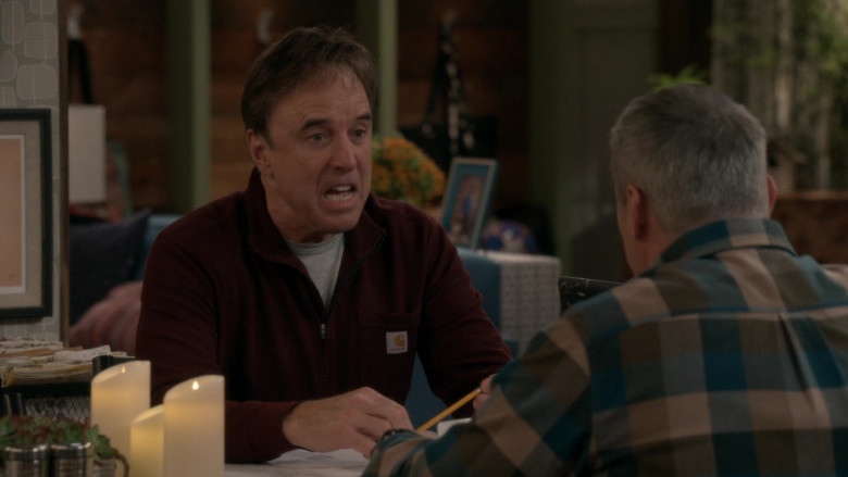 Carhartt Shirt Worn by Kevin Nealon as Don Burns in Man with a Plan S04E01