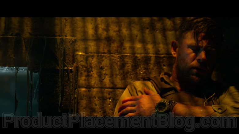Casio G-Shock Watch of Chris Hemsworth as Tyler Rake in Extraction (3)