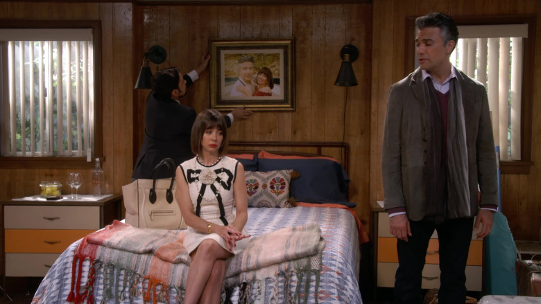 Chanel Dress Worn by Natasha Leggero as Elizabeth in Broke S01E01 (1)