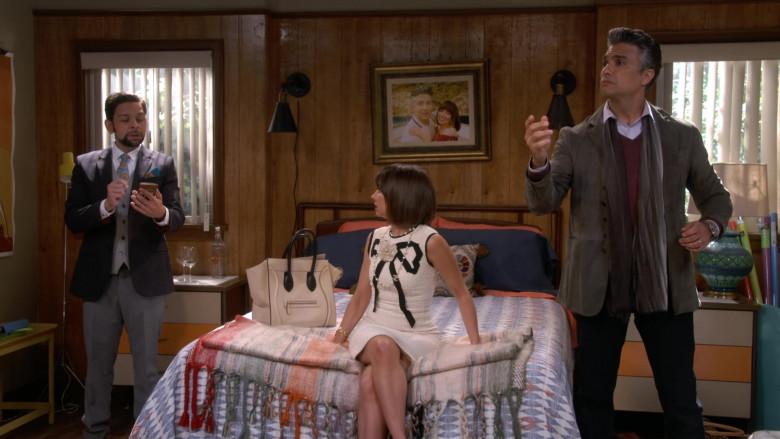 Chanel Dress Worn by Natasha Leggero as Elizabeth in Broke S01E01 (2)