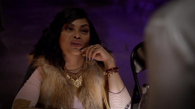 Chanel Necklace of Taraji P. Henson as Cookie in Empire S06E16 (1)