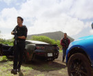 Chevrolet Corvette Black Car in Hawaii Five-0 S10E22 (1)