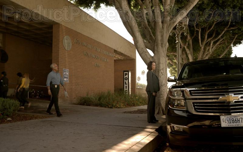 Chevrolet SUV in Bosch S06E07 Hard Feelings (2020)