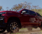 Chevrolet Silverado LT Red Pickup Truck Driven by Alex O'Loughlin in Hawaii Five-0 S10E22 (10)