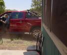 Chevrolet Silverado LT Red Pickup Truck Driven by Alex O'Loughlin in Hawaii Five-0 S10E22 (11)