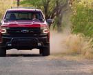 Chevrolet Silverado LT Red Pickup Truck Driven by Alex O'Loughlin in Hawaii Five-0 S10E22 (4)
