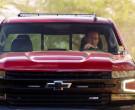 Chevrolet Silverado LT Red Pickup Truck Driven by Alex O'Loughlin in Hawaii Five-0 S10E22 (5)