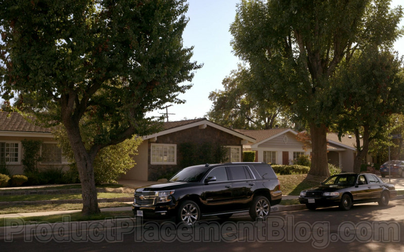 Chevrolet Tahoe SUV in Bosch S06E06 The Ace Hotel (2020)