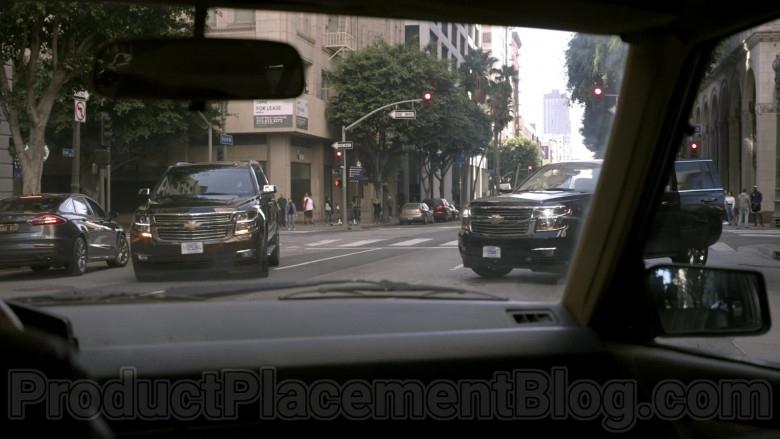 Chevrolet Tahoe SUVs in Bosch S06E10 (1)