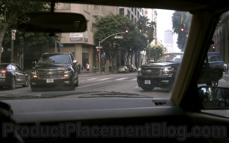 Chevrolet Tahoe SUVs in Bosch S06E10 (1)