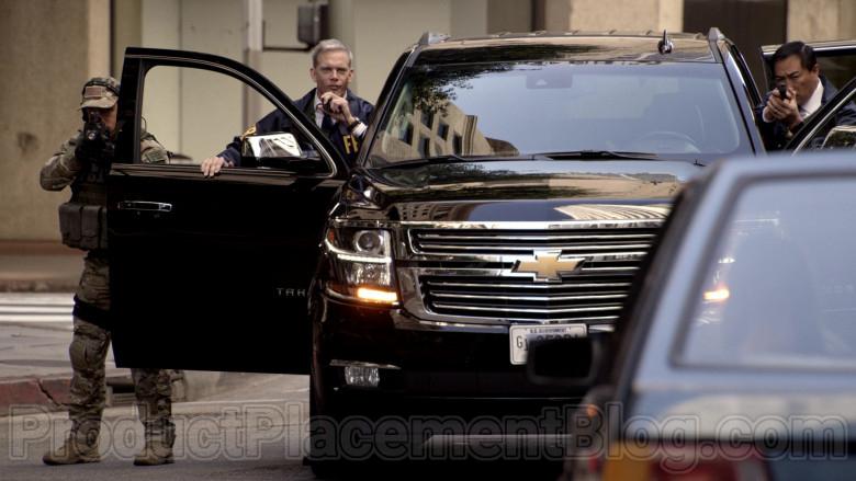 Chevrolet Tahoe SUVs in Bosch S06E10 (2)