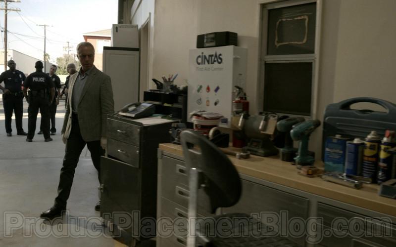 Cintas First Aid Center in Bosch S06E09 (1)
