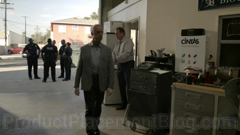 Cintas First Aid Center in Bosch S06E09 (2)