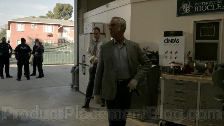 Cintas First Aid Center in Bosch S06E09 (3)