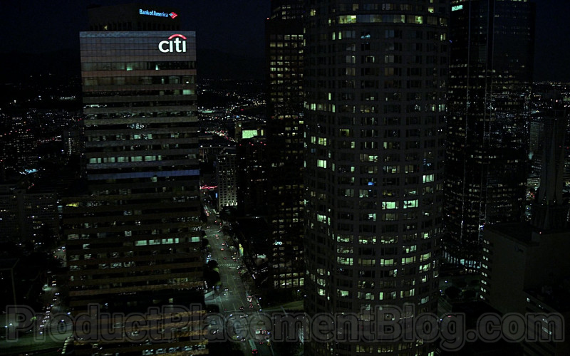 Citibank and Bank of America in Bosch S06E02