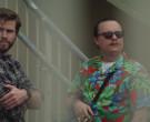 Jams World Hawaiian Shirts of Clark Duke as Swin in Arkansas...