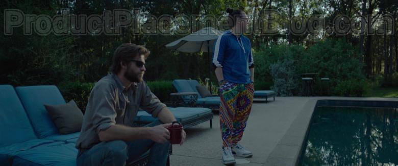 Clark Duke as Swin Wearing Jordan Shoes in Arkansas Movie (2)