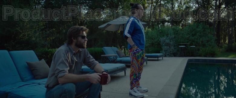 Clark Duke as Swin Wearing Jordan Shoes in Arkansas Movie (4)