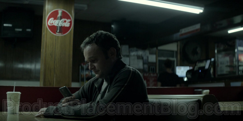 Coca-Cola Round Sign in Defending Jacob S01E02 (1)