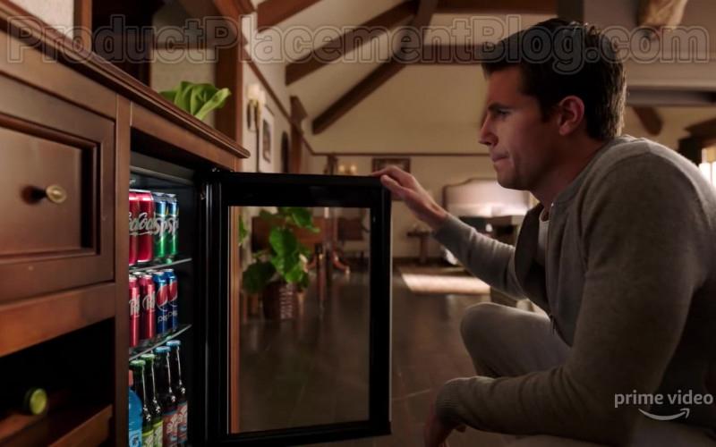 Coca-Cola, Sprite, Dr Pepper, Pepsi & Gatorade Drinks in Upload Season 1 (2020)