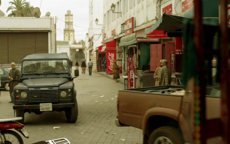 Coca-Cola in Homeland S08E09