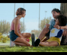 Converse Pink Shoes of Alice Ann Edogamhe as Blue in Summert...