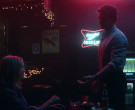 Coors Beer Poster and Miller High Life Neon Sign in Little Fires Everywhere S01E06 (2)