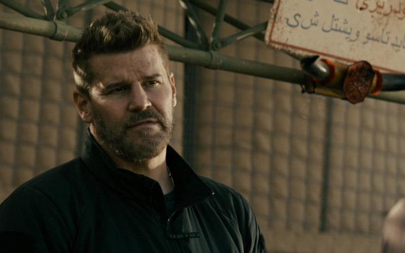 Crye Jacket of David Boreanaz in SEAL Team S03E17 (1)
