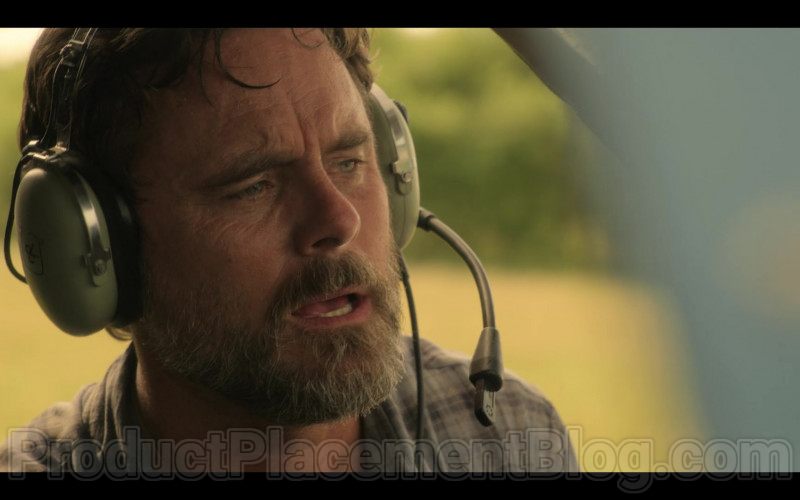 David Clark Headsets Used by Charles Esten in Outer Banks S01E09 (1)