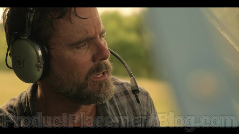 David Clark Headsets Used by Charles Esten in Outer Banks S01E09 (2)