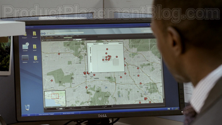 Dell Computer Monitors in Bosch S06E07 (2)