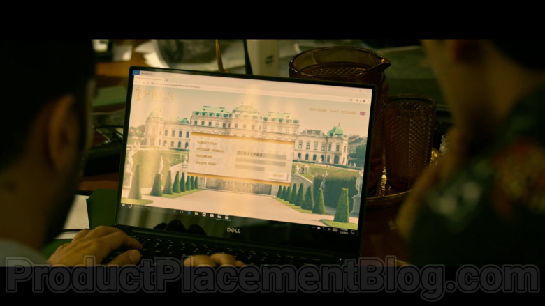 Dell Laptop in Extraction Netflix Movie (1)