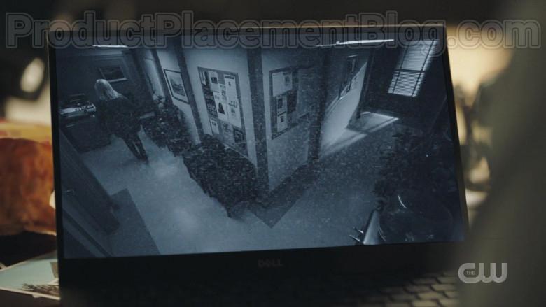 Dell Laptop in Riverdale S04E18 Chapter Seventy-Five Lynchian (2020)