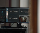 Dell Monitor in 9-1-1 S03E14 The Taking of Dispatch 9-1-1 ...
