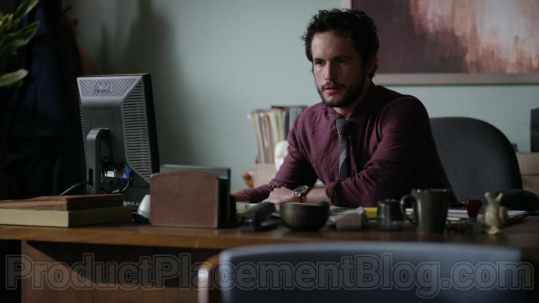 Dell Monitor in Good Girls S03E09