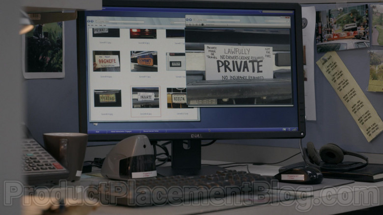 Dell Monitors in Bosch S06E01 The Overlook (1)