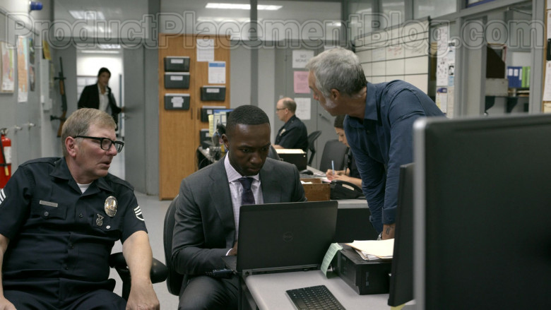 Dell Notebook Used by Jamie Hector in Bosch S06E05 (1)
