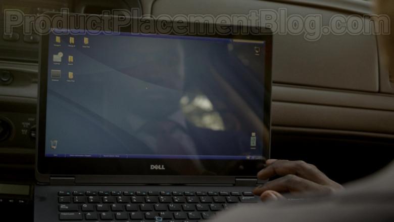 Dell Notebook in Bosch S06E06 The Ace Hotel (1)