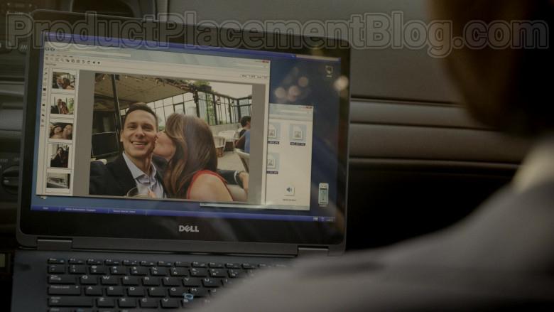 Dell Notebook in Bosch S06E06 The Ace Hotel (2)