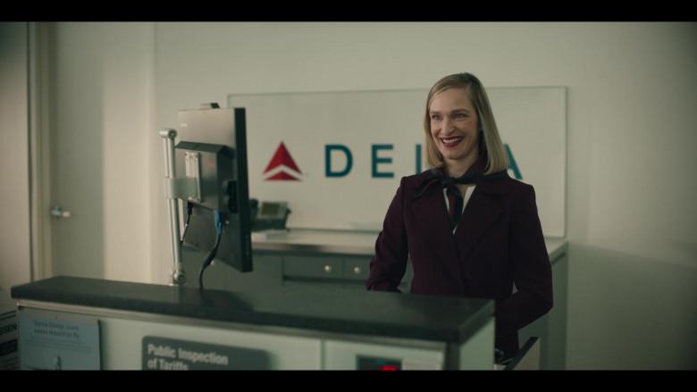 Delta Air Lines in Run S01E01 (1)