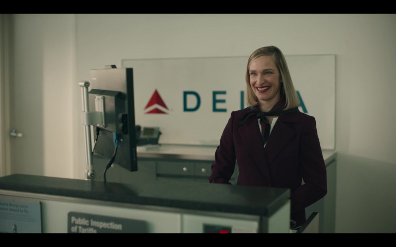 Delta Air Lines in Run S01E01 (1)