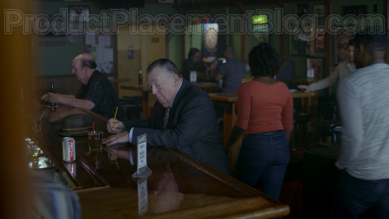 Diet Coke Can in Bosch S06E07 Hard Feelings (2020)