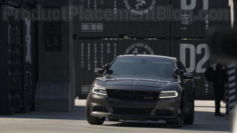 Dodge Charger Car in S.W.A.T. S03E19 Vice (1)