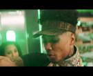 Fendi Visor Cap in Holy Moly by Blueface ft. NLE Choppa (3)
