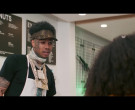 Fendi Visor Cap in Holy Moly by Blueface ft. NLE Choppa (4)