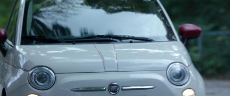 Fiat White Car in My Spy (2)
