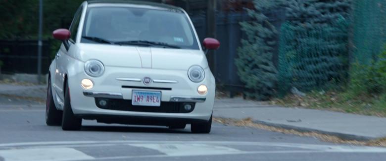 Fiat White Car in My Spy (3)