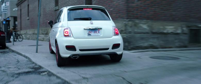 Fiat White Car in My Spy (5)