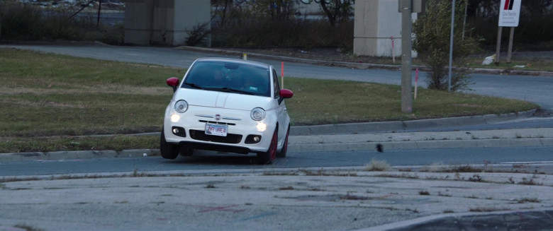 Fiat White Car in My Spy (6)